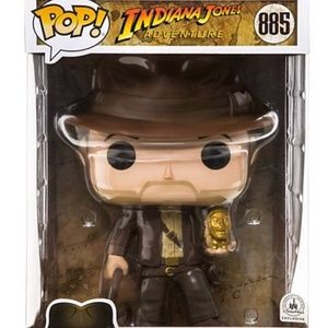 "Funko Pop Indiana Jones Adventure 10"" Limited #885"